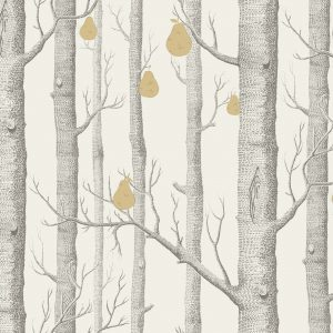 Tapeter Contemporary Restyled Woods And Pears 95/5032 95/5032 Mönster