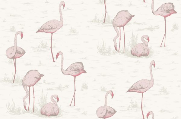 Tapeter Contemporary Restyled Flamingos 95/8045 95/8045 Mönster