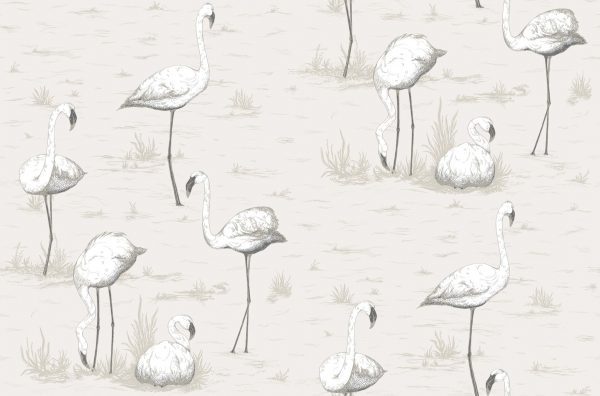 Tapeter Contemporary Restyled Flamingos 95/8046 95/8046 Mönster