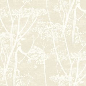 Tapeter Contemporary Restyled Cow Parsley 95/9051 95/9051 Mönster