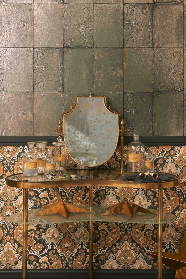 Tapeter Mariinsky Damask Pushkin 108/8042 108/8042 Interiör