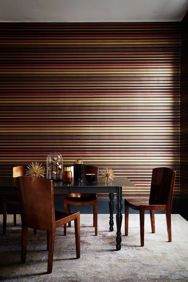 Tapeter Marquee Stripes Carousel Stripe 110/9044 110/9044 Interiör