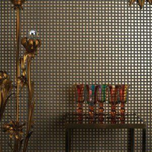 Tapeter Geometric II Mosaic 105/3016 105/3016 Interiör