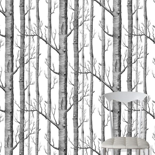 Tapeter New Contemporary Two Woods 69/12151 69/12151 Interiör