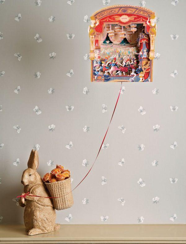 Tapeter Whimsical Peaseblossom 103/10036 103/10036 Interiör