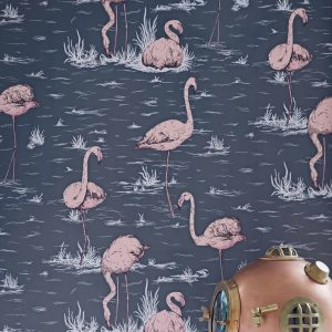 Tapeter Icons Flamingos 112/11041 112/11041 Interiör
