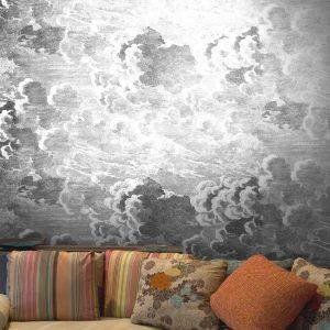 Tapeter Fornasetti Murals Nuvole (265cm X 270cm) 82/22034 82/22034 Interiör