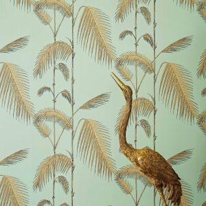 Tapeter Icons Palm Leaves 112/2006 112/2006 Interiör