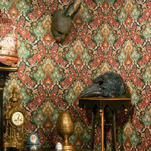 Tapeter Mariinsky Damask Pushkin 108/8043 108/8043 Interiör