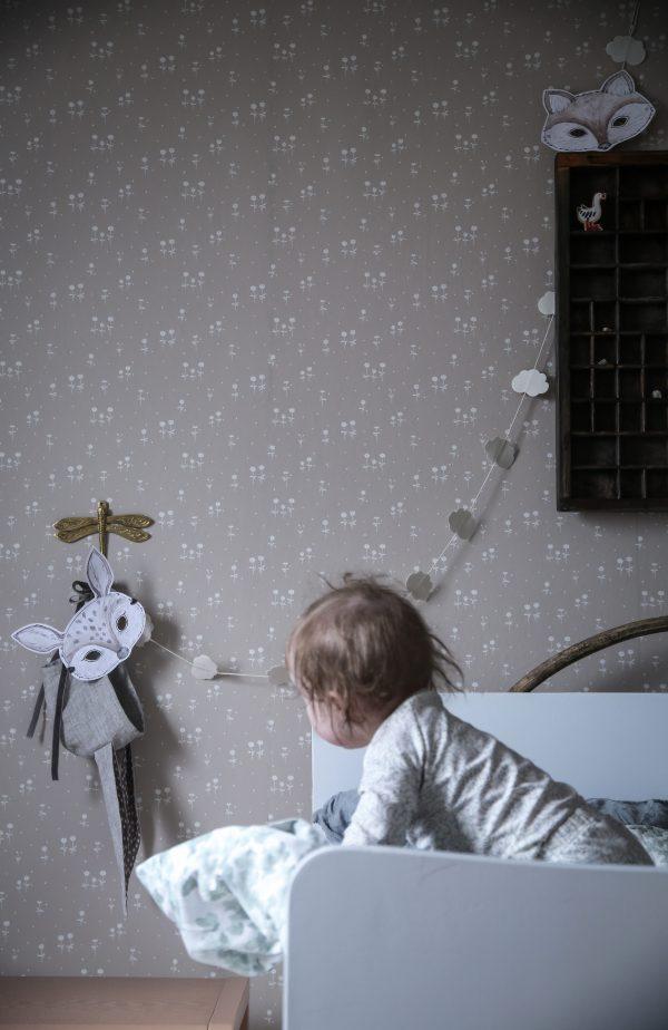 Tapeter Kubel Kids Bianca 802-24 802-24 Mönster