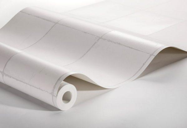 Tapeter White & Light Capri Tiles 7165 7165 Interiör alternativ