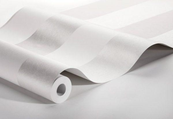 Tapeter White & Light Stripe M 7169 7169 Interiör alternativ