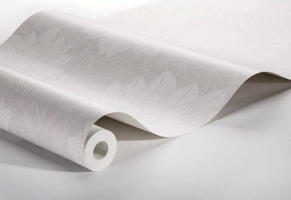 Tapeter White & Light Foliage 7186 7186 Interiör alternativ