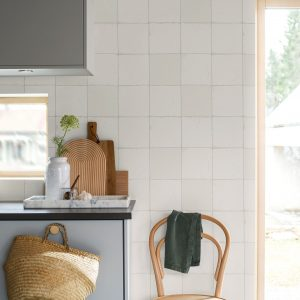 Tapeter White & Light Capri Tiles 7165 7165 Mönster