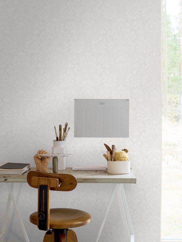 Tapeter White & Light Arbesque 7174 7174 Mönster