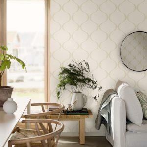 Tapeter White & Light Cupola 7160 7160 Mönster