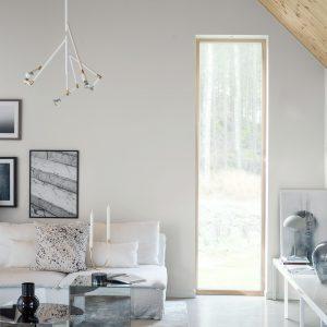 Tapeter White & Light Sand 7157 7157 Mönster