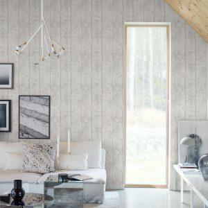 Tapeter White & Light Concrete 7182 7182 Mönster