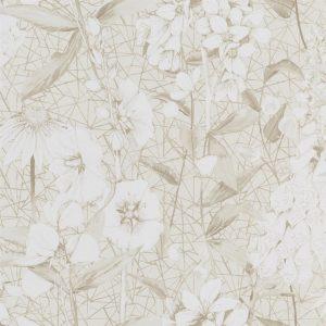 Tapeter Mandora Wallpaper Emilie Vanilla PDG1050/06 PDG1050/06 Mönster
