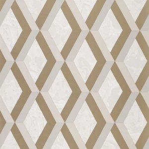 Tapeter Mandora Wallpaper Jourdain Linen PDG1054/02 PDG1054/02 Mönster