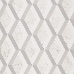 Tapeter Mandora Wallpaper Jourdain Steel PDG1054/01 PDG1054/01 Mönster