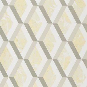 Tapeter Mandora Wallpaper Jourdain Limelight PDG1054/03 PDG1054/03 Mönster