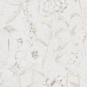 Tapeter Mandora Wallpaper Emilie Ivory PDG1050/07 PDG1050/07 Mönster