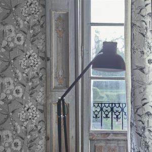 Tapeter Mandora Wallpaper Emilie Vanilla PDG1050/06 PDG1050/06 Interiör