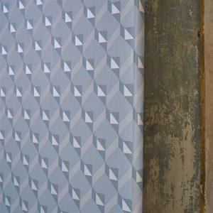 Tapeter Mandora Wallpaper Dufrene Zinc Blue PDG1055/06 PDG1055/06 Interiör