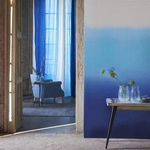 Tapeter Mandora Wallpaper Savoie Cobalt PDG1059/04 PDG1059/04 Interiör