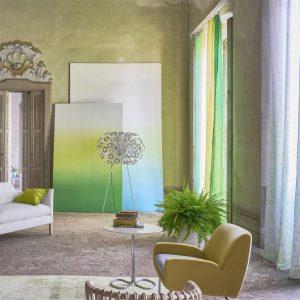 Tapeter Mandora Wallpaper Savoie Lemongrass PDG1059/02 PDG1059/02 Interiör