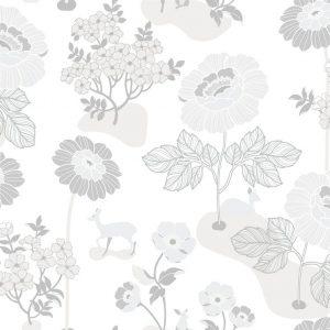 Tapeter Duro 1900 Blomsteräng