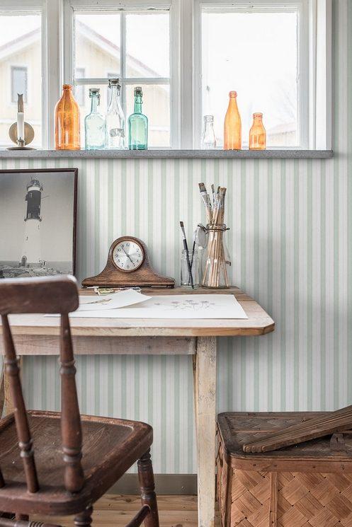 Tapeter Midbec Wallpaper- Morgongåva  27007 27007 Interiör