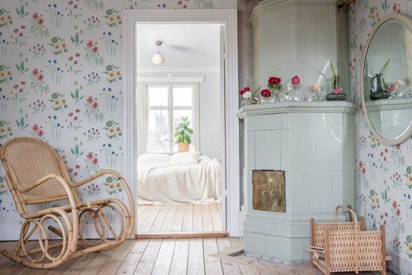 Tapeter Midbec Wallpaper- Morgongåva  27023 27023 Interiör