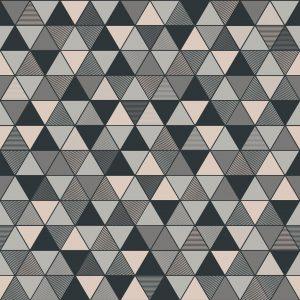 Tapeter Graphic World Triangular 8811 8811 Interiör