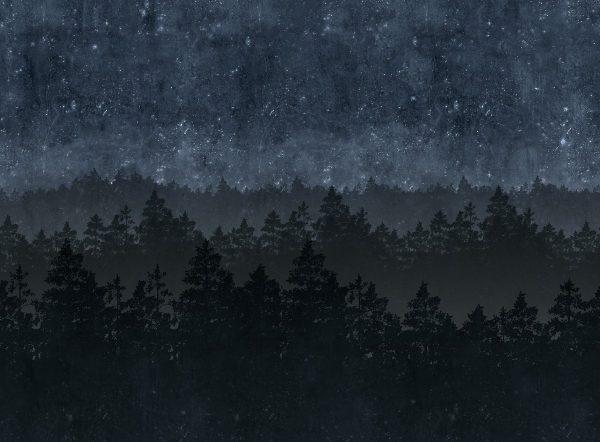 Tapeter Graphic World Nordic Night 8845 8845 Interiör