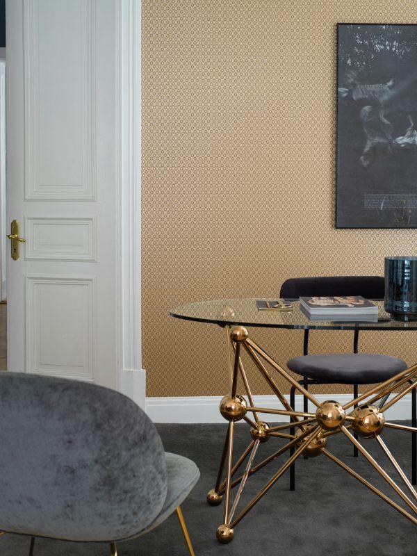 Tapeter Lounge Luxe Ambassador 6376 6376 Interiör alternativ