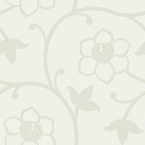 Tapeter Arkiv Engblad Clematis 5394 5394 Mönster
