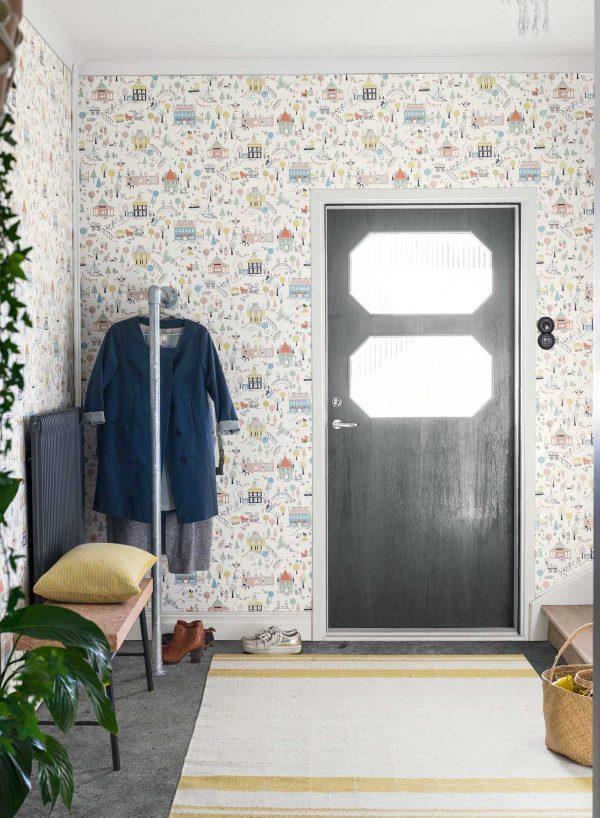 Tapeter Arkiv Engblad Gårda 5382 5382 Interiör alternativ