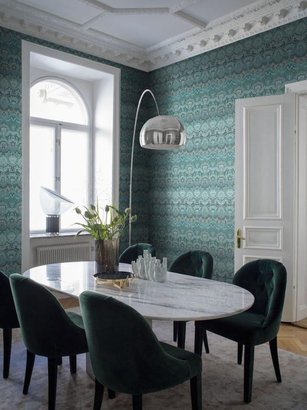 Tapeter Lounge Luxe Shangri-La 6388 6388 Mönster
