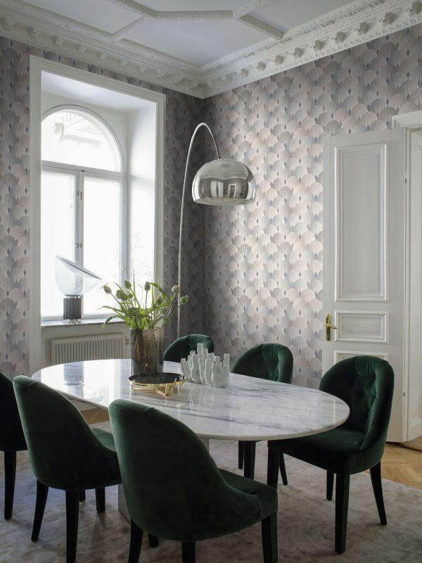 Tapeter Lounge Luxe Pigalle 6367 6367 Interiör alternativ