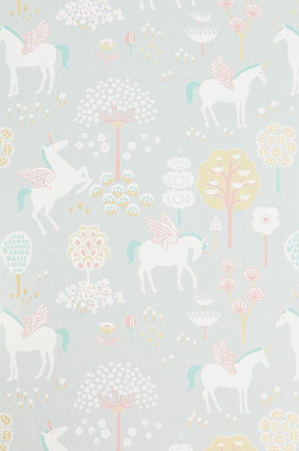 Tapeter True Unicorns 116-01 116-01 Interiör alternativ