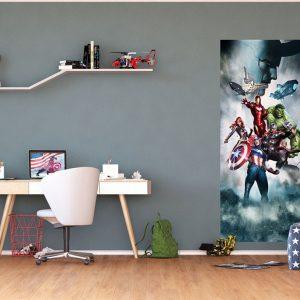 Tapeter AG Design FTDN V 5475 (storlek:90x202 cm) FTDN V 5475 Interiör