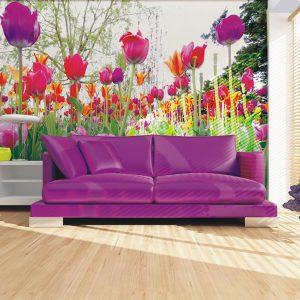Tapeter AG Design FTN XXL 0425 (storlek:360x270 cm) FTN XXL 0425 Interiör