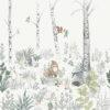 Tapeter Magic Forest Mural 7481 7481 Mönster