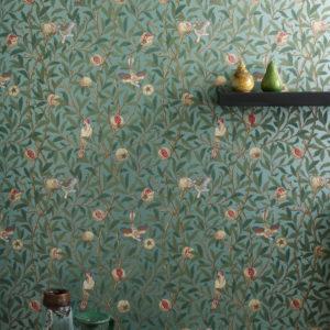 Tapeter Bird & Pomegranate DARW212538 DARW212538 Interiör