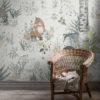 Tapeter Magic Forest Mural 7481 7481 Interiör