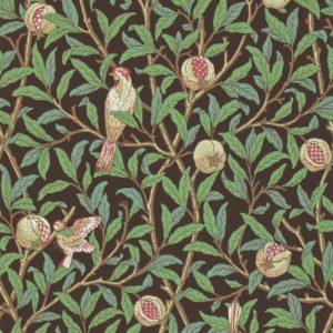 Tapeter Bird & Pomegranate DARW212537 DARW212537 Mönster