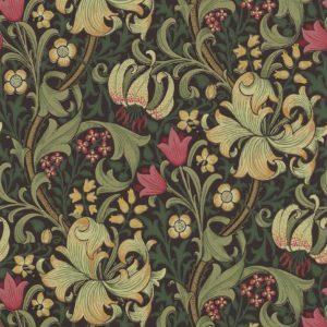 Tapeter Golden Lily DM6P210403 DM6P210403 Mönster