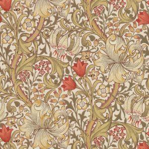 Tapeter Golden Lily DM6P210400 DM6P210400 Mönster